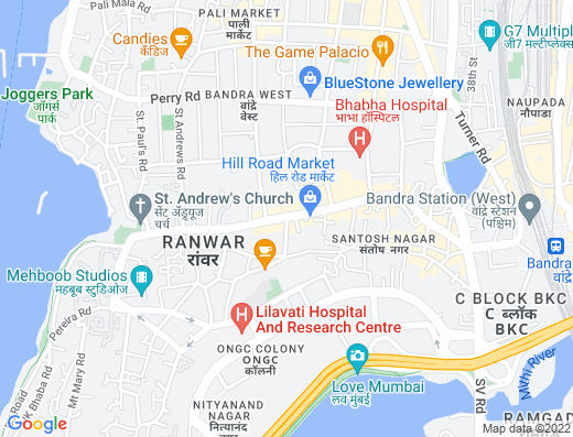 Office on rent in Natasha, Bandra West