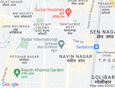 Flat on rent in on call, Santacruz West