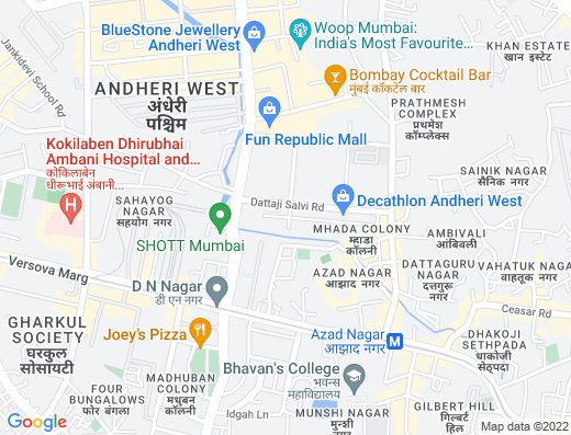 Flat on rent in Panchsheel Building, Andheri West