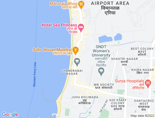 Flat for sale in Suraj Co-op Society, Juhu