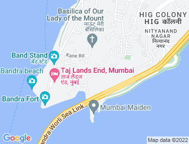 Flat on rent in Gaylord CHSL, Bandra West