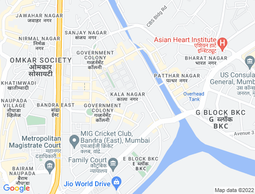 Flat on rent in Kala Bhushan , Bandra East