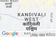 Location - Panchsheel Height, Kandivali West