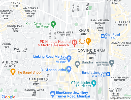 Office on rent in Sethi Dham, Khar West