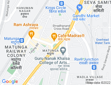 Flat on rent in Garden Panorama, Matunga