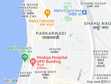 Flat on rent in Dimple CHS, Mahim