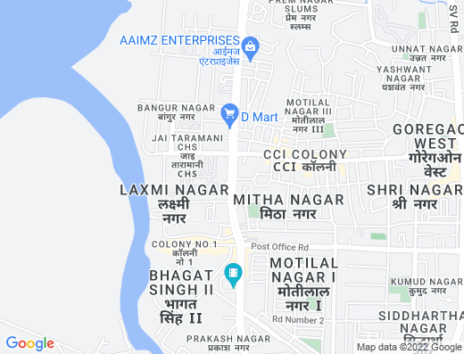 Flat for sale in Dheeraj Residency, Goregaon West