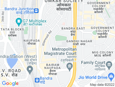Flat on rent in Vaibhav CHS, Bandra East