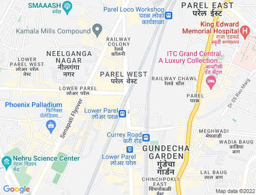 Flat for sale in Orbit Terraces, Lower Parel