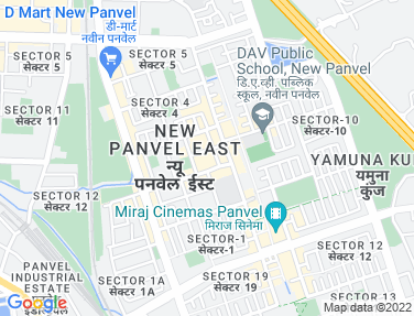 Flat for sale in Godrej Woods, New Panvel