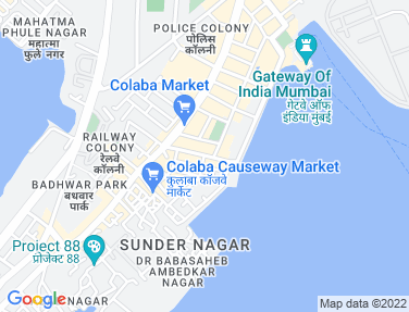 Flat on rent in Owners Court, Colaba