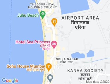 Flat for sale in Janki Kutir, Juhu