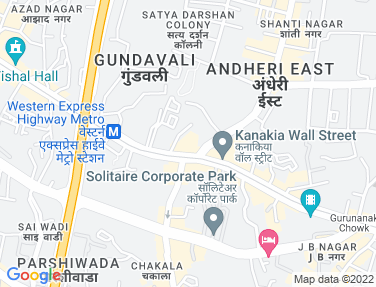 Office on rent in Chittroda house, Andheri East