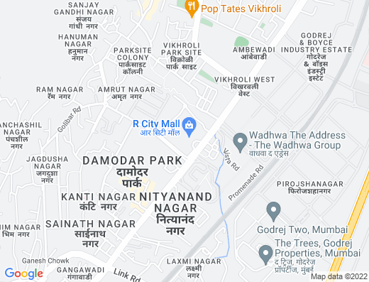 Flat for sale in Wadhwa The Address, Ghatkopar West