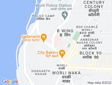 Office on rent in Near Podar Hospital, , Worli