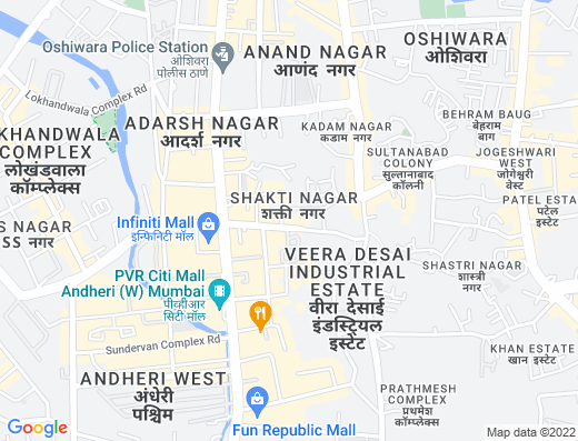 Office on rent in Ghansham Link Plaza, Andheri West