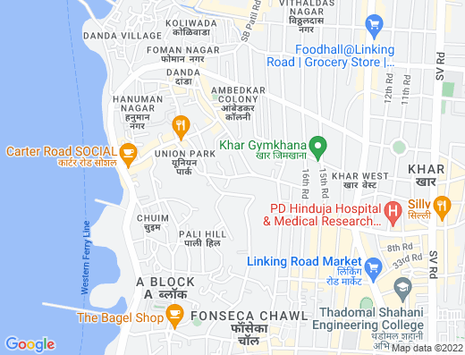 Flat for sale or rent in Dakshinpali, Bandra West