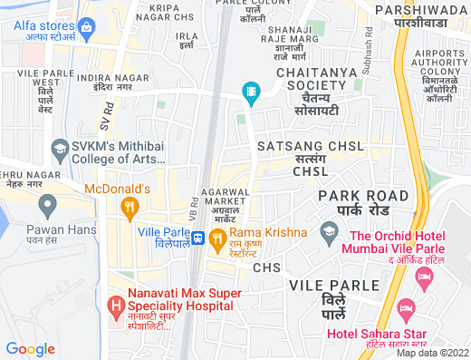 Flat for sale in Gagangiri, Vile Parle East