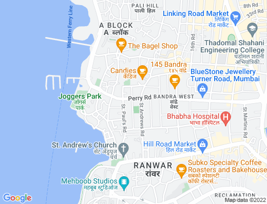 Flat on rent in Khyber, Bandra West