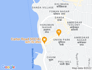 Flat on rent in Hill Post, Bandra West