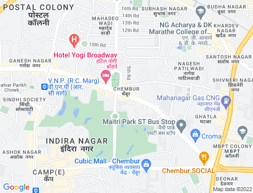 Flat on rent in Diamond Garden, Chembur