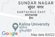 Location - Rizvi East Street, Santacruz East