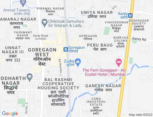 Office on rent in Udyog Bhavan, Goregaon West
