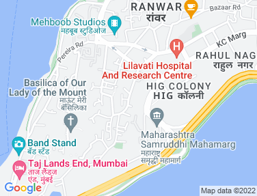 Flat on rent in Glaxo Ashiana Apartment, Bandra West
