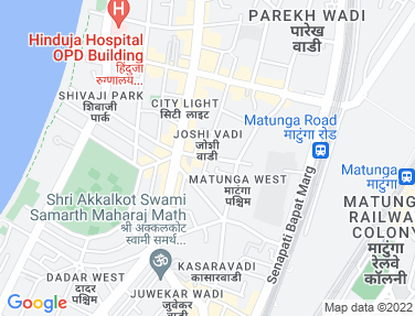 Flat for sale in Raheja Majestic, Matunga