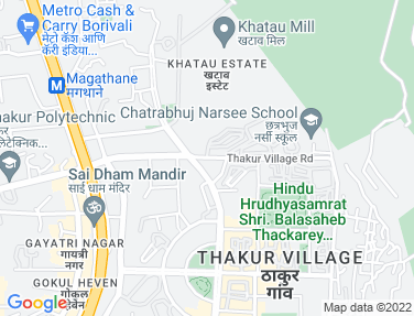 Flat for sale in Gaurav Shikhar, Kandivali East