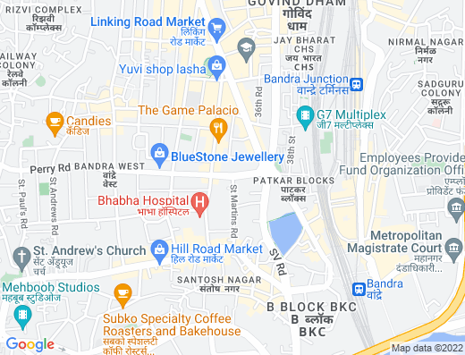 Office on rent in Notan Heights, Bandra West