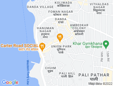 Flat on rent in Quantum Park, Bandra West