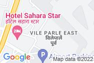 Location - Sunteck Center, Vile Parle East