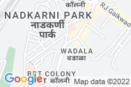 Location - M G Green, Wadala