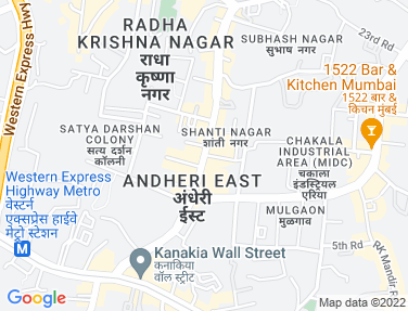 Flat for sale in Pinnacle business Park., Andheri East