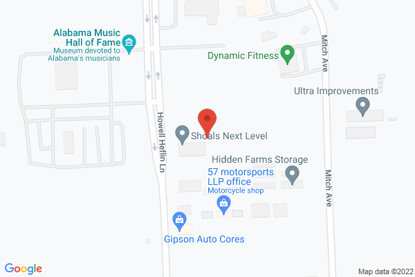 Mapped location of Party @ The Next Level