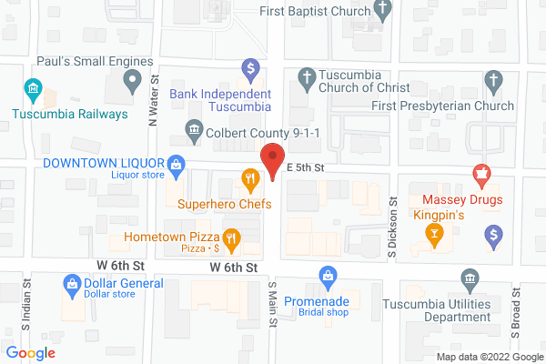 Mapped location of Palace Ice Cream & Sandwich Shop