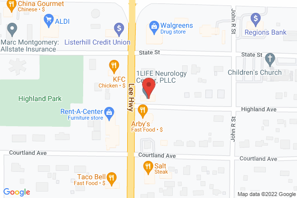 Mapped location of Dental Emergency-Bob Moore, DMD, MAGD
