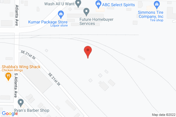 Mapped location of Live! from Nashville Avenue Premiere