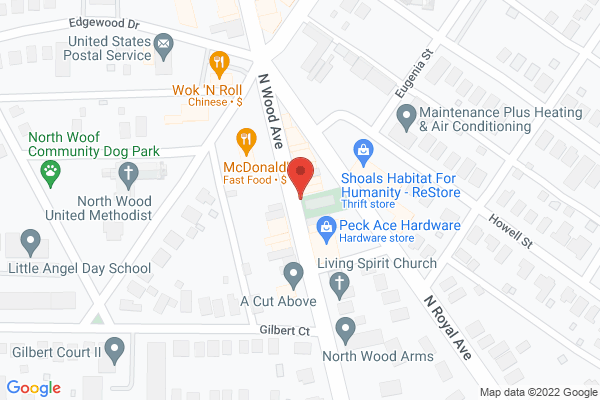 Mapped location of Impulse Boutique