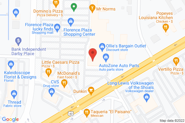 Mapped location of Clay Bisque Studio-A Paint Your Own Pottery Studio