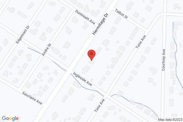 Mapped location of Side Pocket's Billiard's
