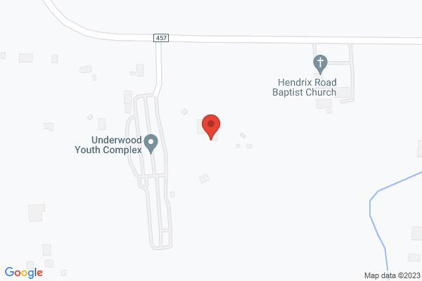 Mapped location of Vendor Show