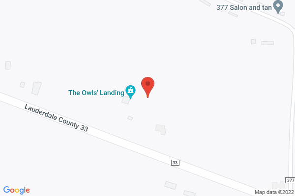 Mapped location of Owl's Landing Event Destination