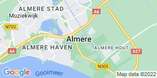 Volunteer work in Almere