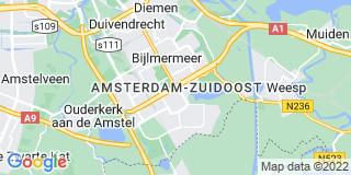 Volunteer work in Amsterdam South East