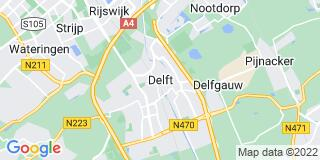 Volunteer work in Delft