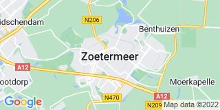 Volunteer work in Zoetermeer