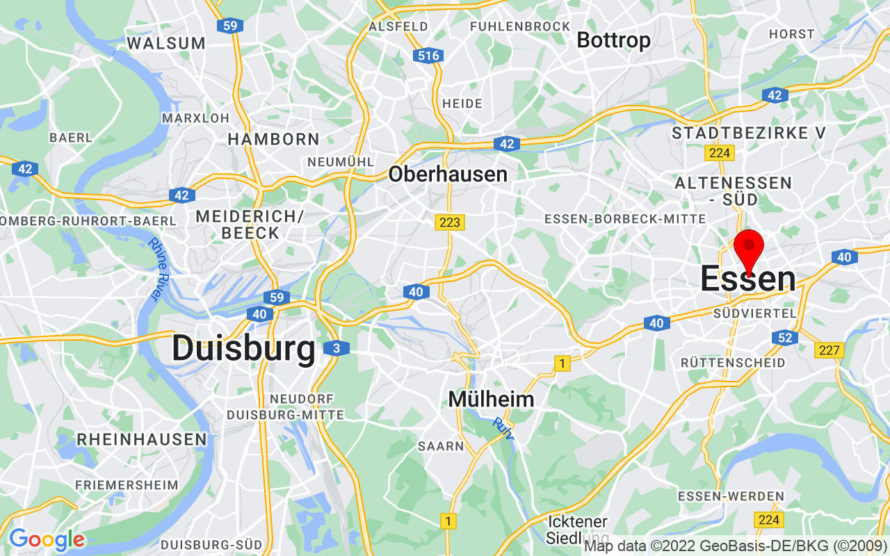 Google Map of essen