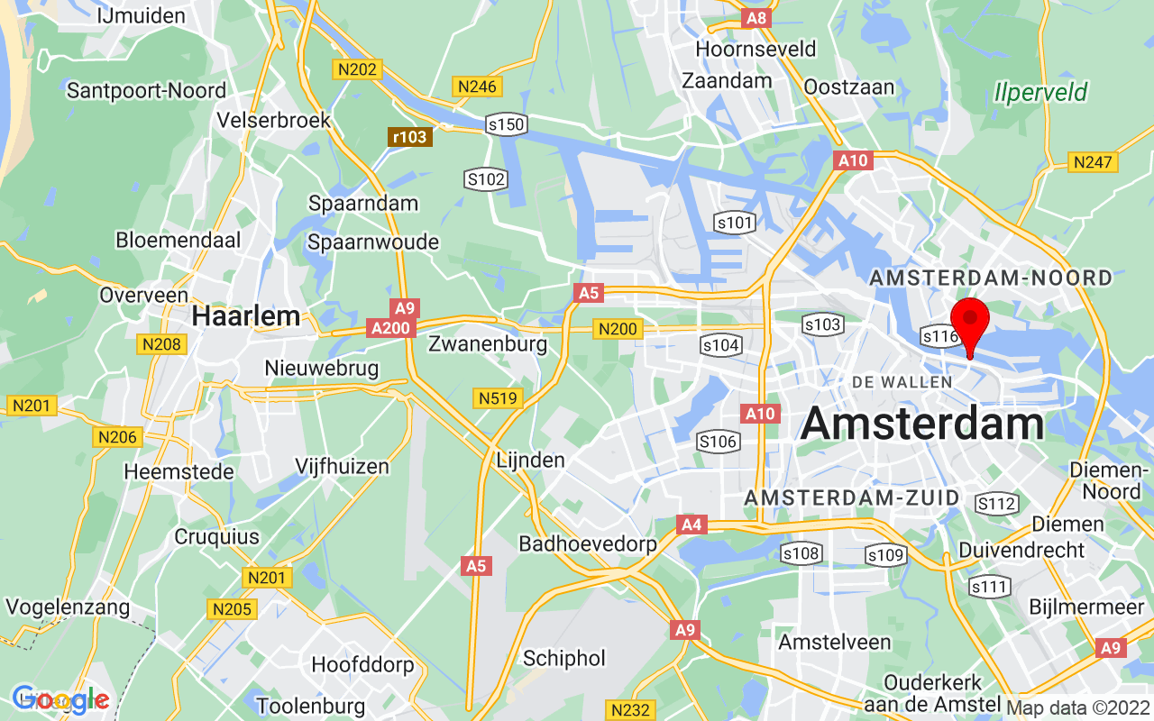 Google Map of Piet Heinkade 179, 1019 HC Amsterdam
